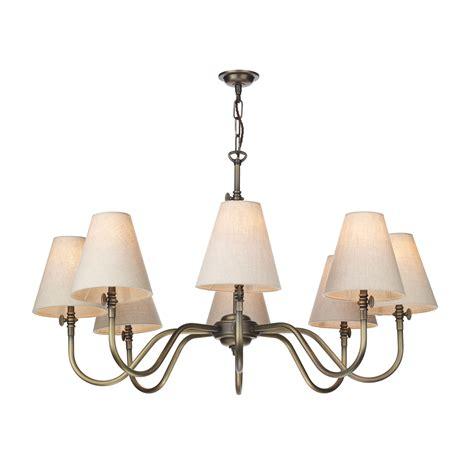 8 pendant light hicks antique brass 8 light pendant