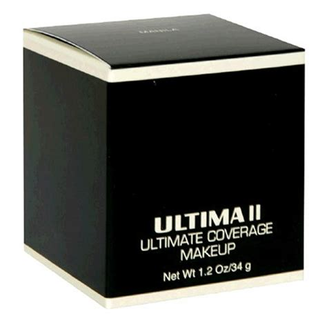 Ultima Ii Makeup ultima ii ultimate coverage makeup manila 1 2 oz 34 g