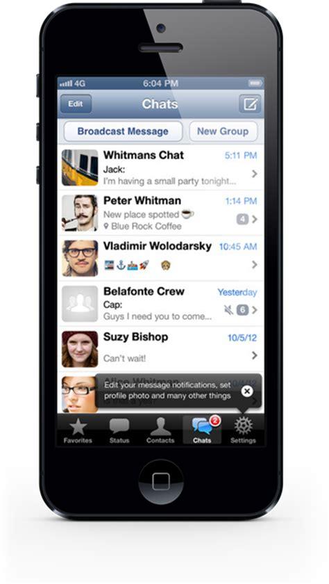 tutorial whatsapp iphone 5 whatsapp iphone