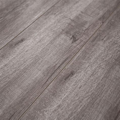 mm laminate flooring wpadding attached timeless designs heather grey sample ebay