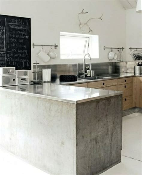 Concrete Kitchen Design Scandinavian Kitchens Find Your Style Here