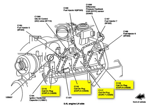 best auto repair manual 1998 ford expedition transmission control i am trying to find a diagram of the ignition coil and spark plugs of a 2002 lincoln navigator