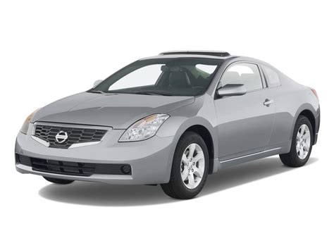 2008 nissan altima coupe 2008 nissan altima hybrid fuel efficient news car