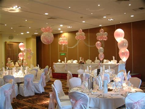 Decoration With Balloons by Balloon Decorating Favors Ideas