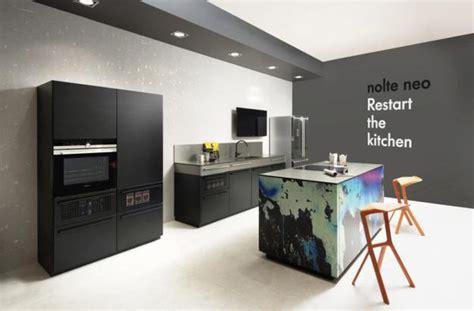 Design Kitchen Germany nolte neo loft kitchen island designs mixing modern