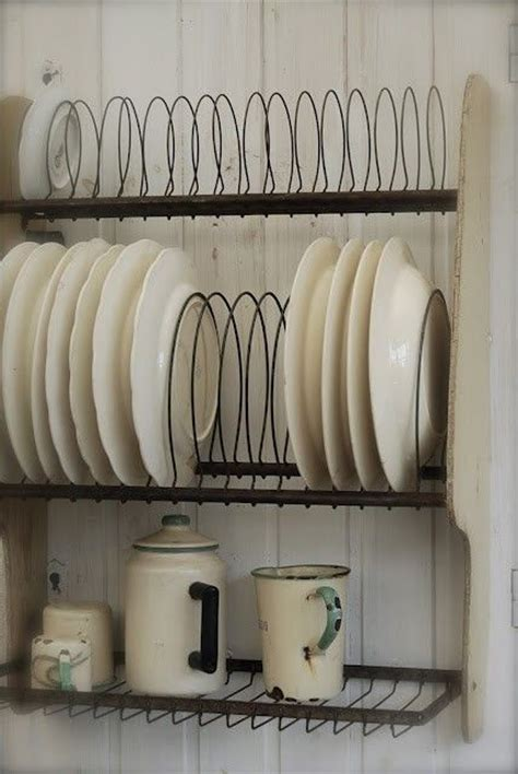 25 best ideas about plate storage on
