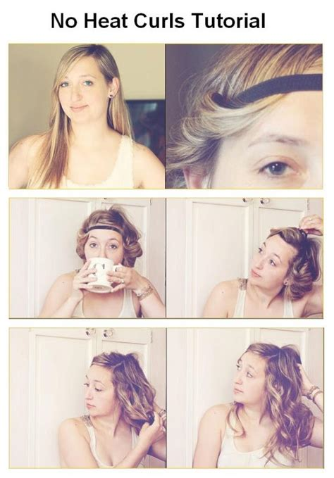 apostolic hair dos no heat 17 best images about heatless curls tutorials on pinterest