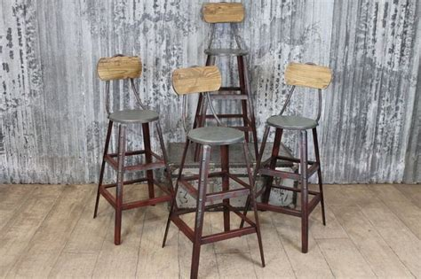 restaurant style bar stools vintage industrial style bar restaurant caf 201 stools the