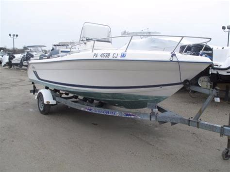 used cobia boats nj cobia boats 184 cc boats for sale in new jersey united