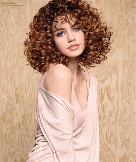 Long Medium Layered Bob Perm   Short Hairstyle 2013