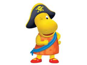Backyardigans Yellow Pirate Captain The Backyardigans Wiki Fandom