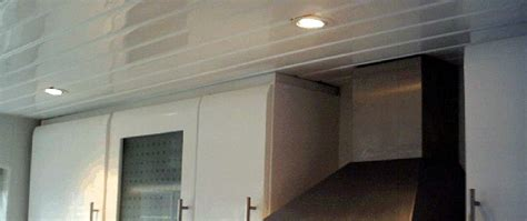 Ceiling Cladding Kitchen by Kitchen Ceiling Cladding From The Bathroom Marquee
