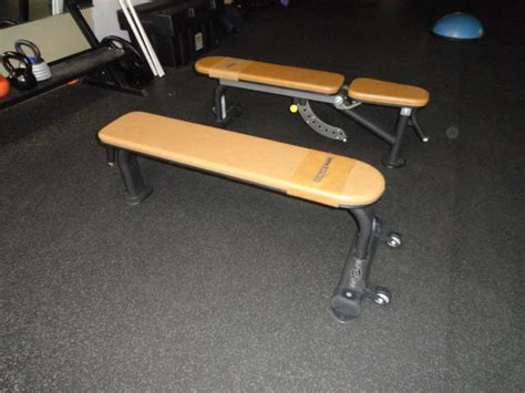 tuff stuff workout bench midwest used fitness equipment tuff stuff pl 702 flat bench