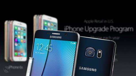 samsung reportedly planning its own version of apple s iphone upgrade program neowin