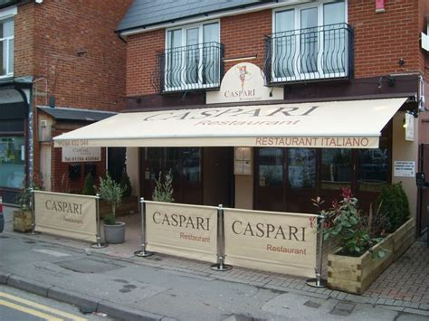 cafe awnings sign written awnings and cafe barriers from deans blinds