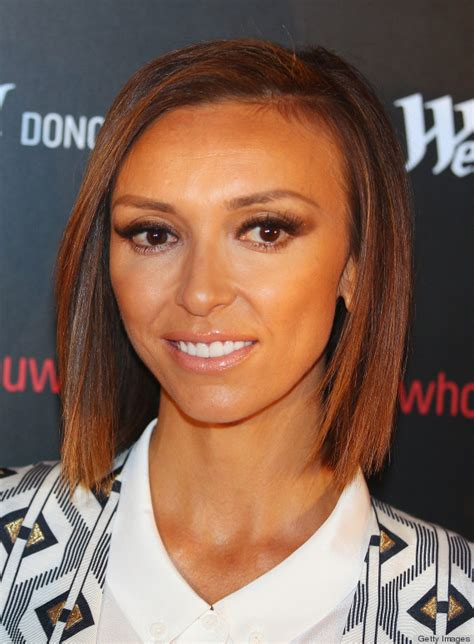 guiliana rancic hair looks stupid stars shake things up with their signature looks on this