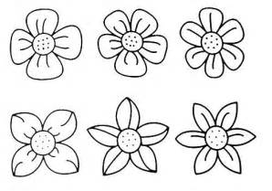 how to color flowers free learn draw page free printable step by