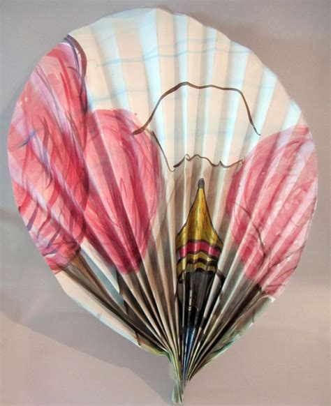 Japanese Paper Fan Craft - 17 best images about diy voor meisjes on