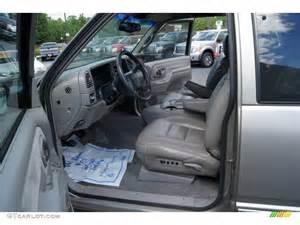 gray interior 1998 chevrolet c k k1500 silverado extended