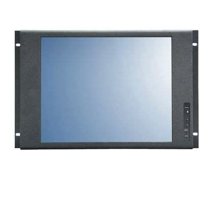 Rackmount Lcd Monitor pmm4407 7u 17 quot industrial rackmount lcd monitor bsicomputer