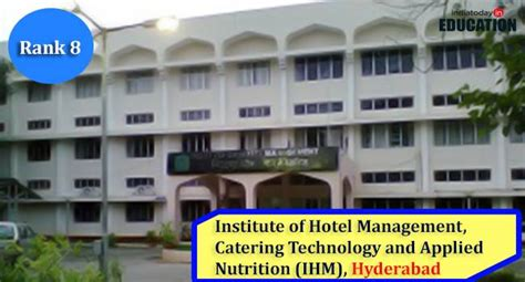 Mba Colleges Ranking India Today by Top 10 Hotel Management Colleges In India Indiatoday