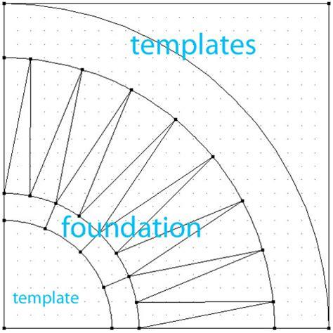 free foundation templates sler class foundation piecing part 1 artquiltmaker