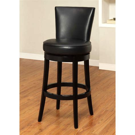 26 Bar Stools Leather by Boston 26 Quot Leather Swivel Counter Stool Dcg Stores