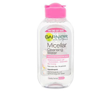 Maybelline Micellar Water garnier micellar cleansing water 125ml maybelline great