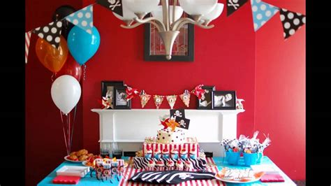 birthday decorations at home photos cool diy birthday party decorations at home youtube