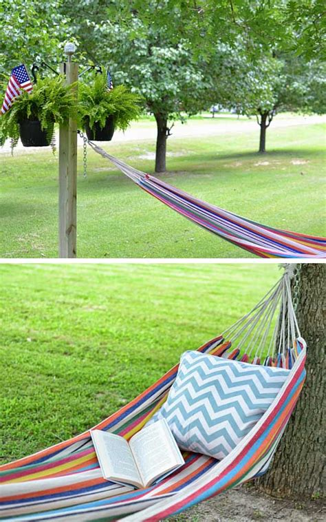 Diy Hammock Chair Stand by Diy Hammock Stands Diy Projects Craft Ideas How To S For