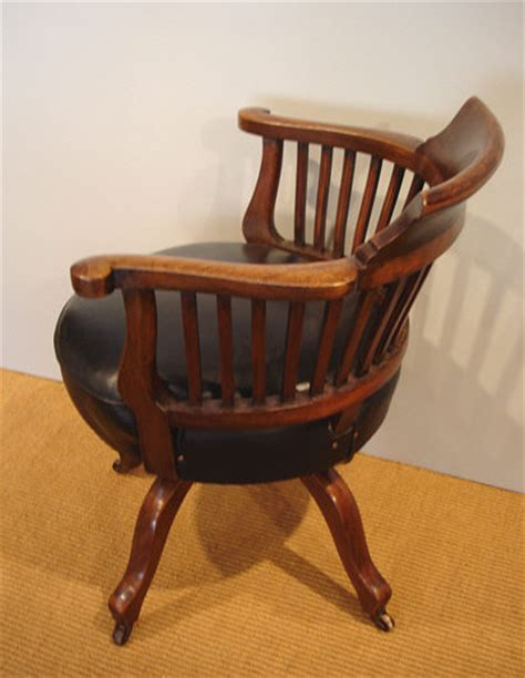 vintage swivel chair uk antique mahogany swivel desk chair antique chair