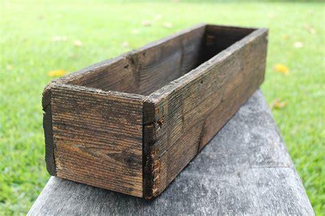 24 rustic cedar planters box 5 5 75h