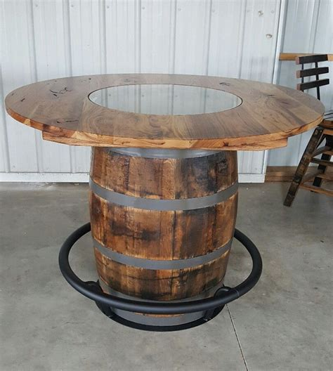 whiskey barrel kitchen table and chairs antique whiskey barrel table and chairs unique wooden