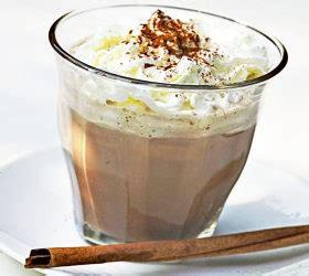 resep minuman cinnamon hot chocolate