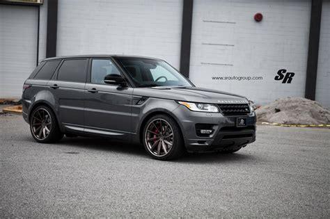 range rover sport custom wheels elegance thy name is sr auto range rover sport