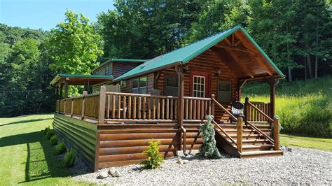 Mohican State Park Cabin Rentals by Log Cabin In The Of Mohican State Park Vrbo