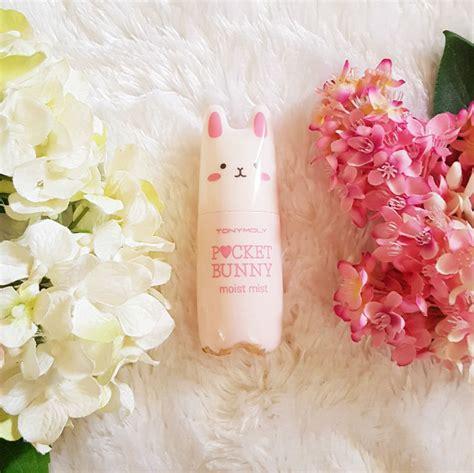 Harga Tony Moly Pocket Bunny Sleek Mist tony moly pocket bunny moist mist review style vanity