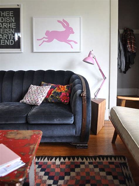 vintage looking sleeper sofas 17 best images about blue velvet sofas on