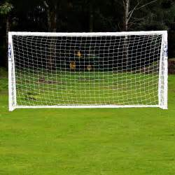 Backyard soccer goal net and rebounder image 8 pictures to