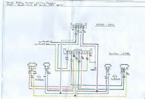 power folding mirrors wiring diagram and yes i searched honda tech honda forum discussion