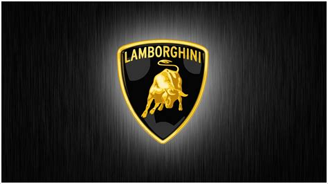 lamborghini logo wallpaper high resolution lamborghini logo wallpaper wallpapersafari