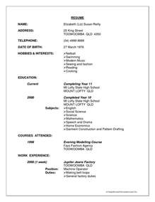 Exles Of Interests On A Resume by The Most Hobbies To Put On Resume Resume Format Web