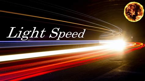 What Is The Speed Of Light In by Surpass The Speed Of Light Space Documentary Science