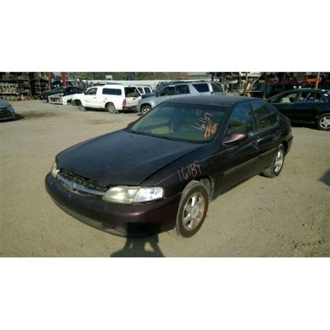 1999 nissan altima parts used 1999 nissan altima parts car burgundy with