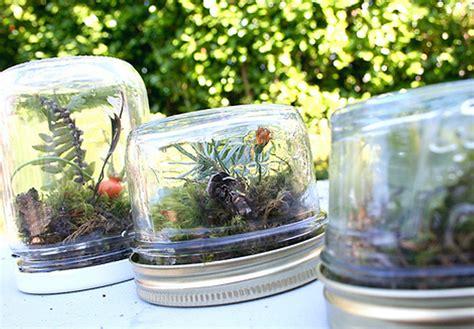Handmade Terrarium - diy 10 amazing terrariums that also make great