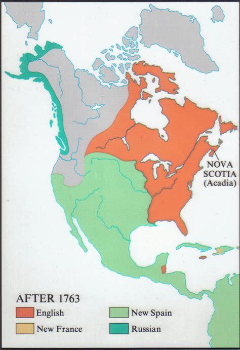 america map of 1763 hist110 unit2 rev html