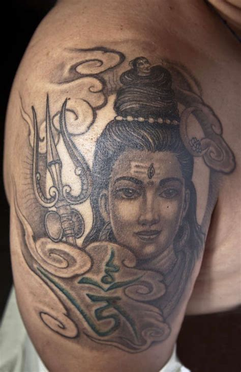 tattoo designs of indian god hindu god shiva awesome tattoos