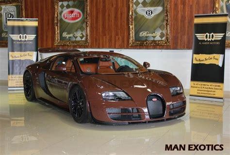 lifted bugatti for sale brown bugatti veyron super sport in dubai