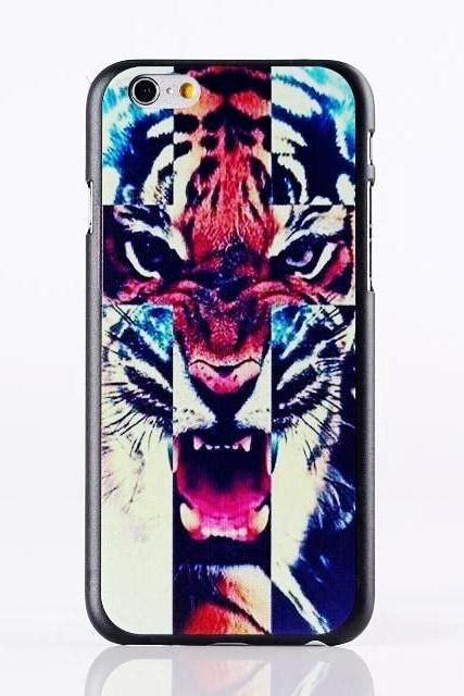 Casing Samsung S6 Painting Colorful Custom Hardcase 6s plus 6c black bow back mobile