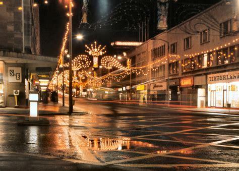 sheffield christmas lights 1972 169 david dixon cc by sa 2 0